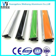 Aluminum profile for Poster Frame/Light Box Frame/Customize Aluminum Extrusion
