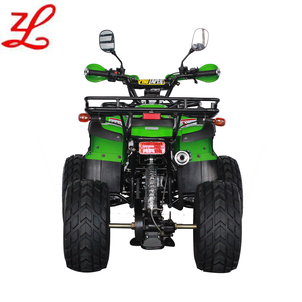 2017 promotion fire fighting atv plastic body for sale
