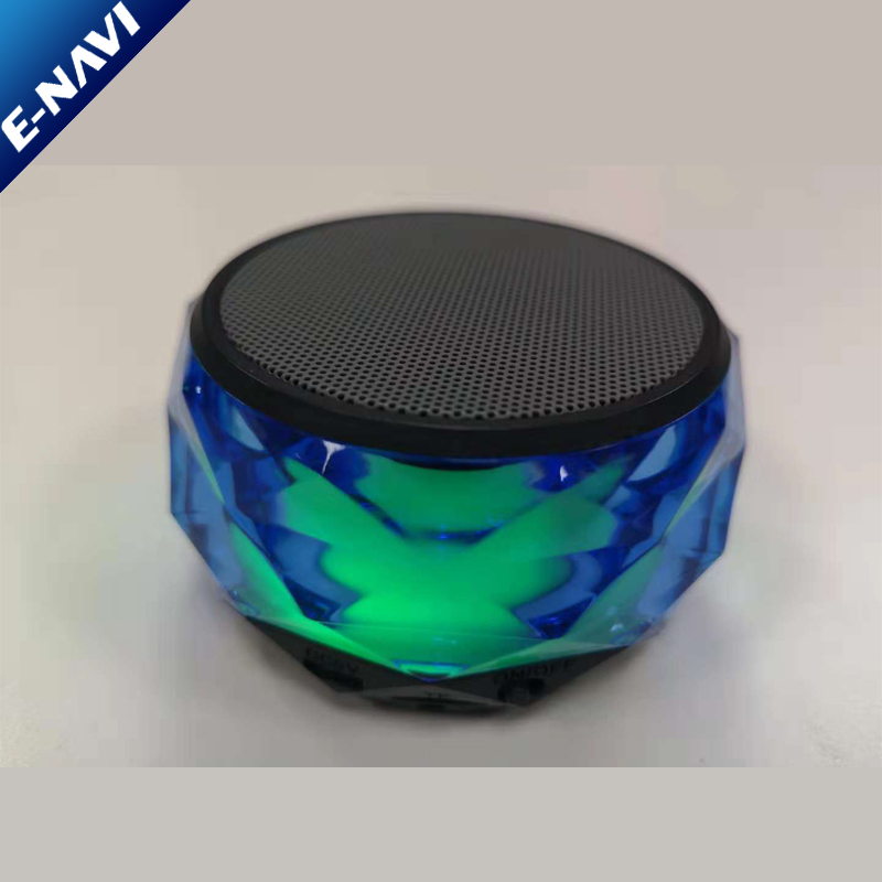 HOT Shenzhen Rechargeable Crystal Rohs Mini Dj Karaoke Wireless Speaker