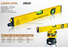 laser spirit level kit