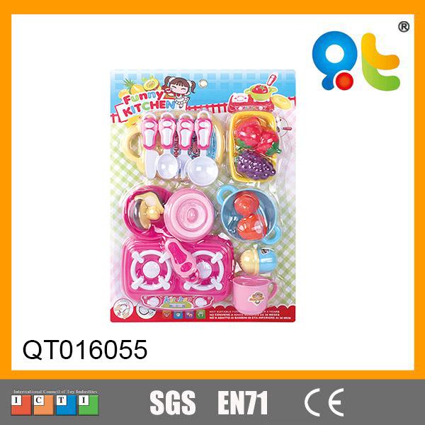 Nuevo estilo de los ni os juguete juego de cocina for Juego de utensilios de cocina