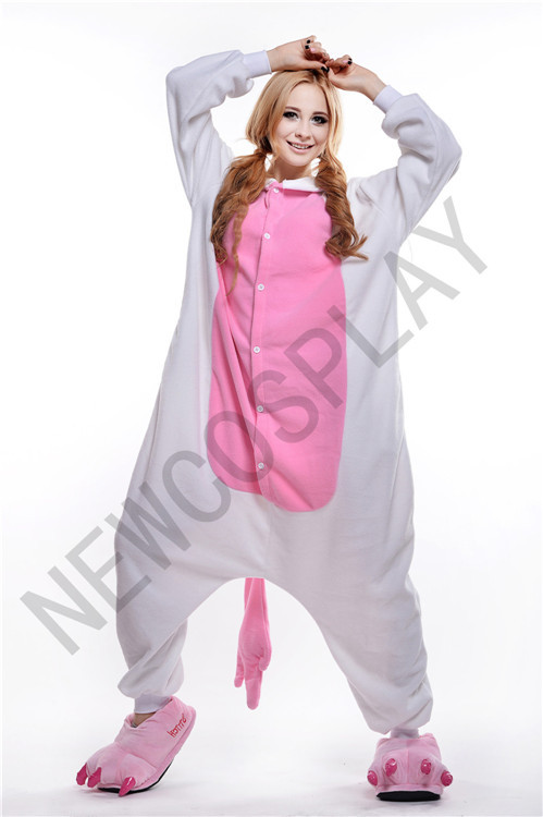 Get Quotations New Arrival Winter Kawaii Anime Hoodie Pyjamas Cosplay Adult Onesie Christmas Unicorn Pajama Costume