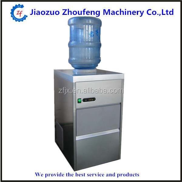 Ice maker price water dispenser bottles with ice maker for restaurant use