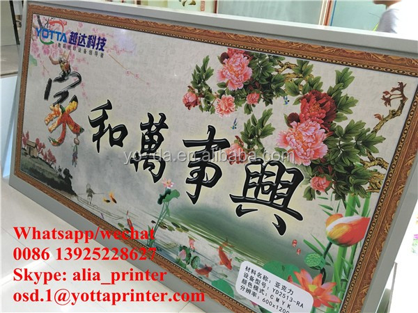 Offer Overseas Service!3020 size uv flatbed printer price / factory price uv flatbed uv printer 3020 size