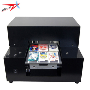 Factory Price A4 Size 6 Color Flatbed Uv Printer