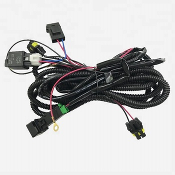 Universal Fog Light Relay Wire Harness With Switch For Camry - Buy on wiper switch wiring, fuel pump wiring, dimmer switch wiring, universal fuel gauge wiring, universal wiring harness, universal tail light wiring,