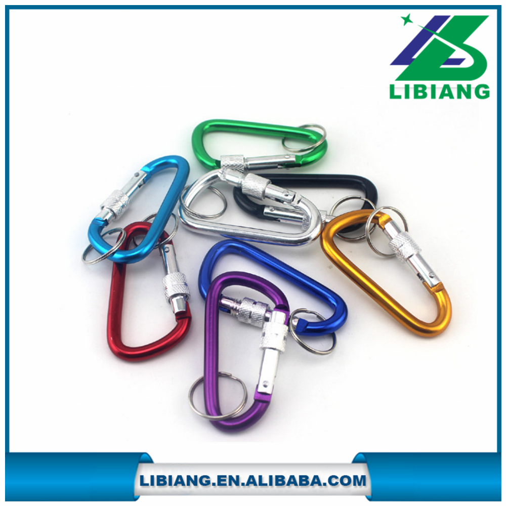 Factory wholesale colorful mountain climbing hook