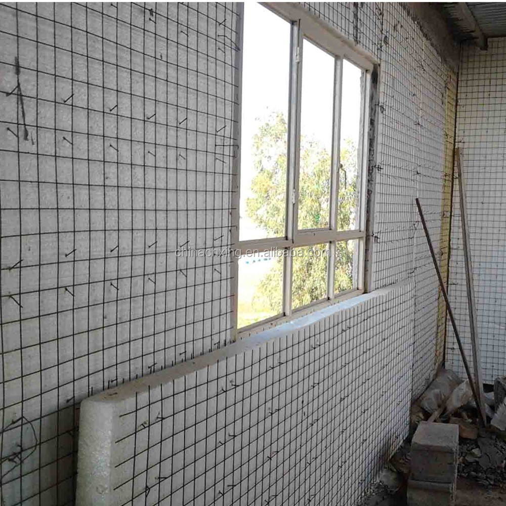 Eps Foam Interior Wall Panel With Wire Mesh For Sale