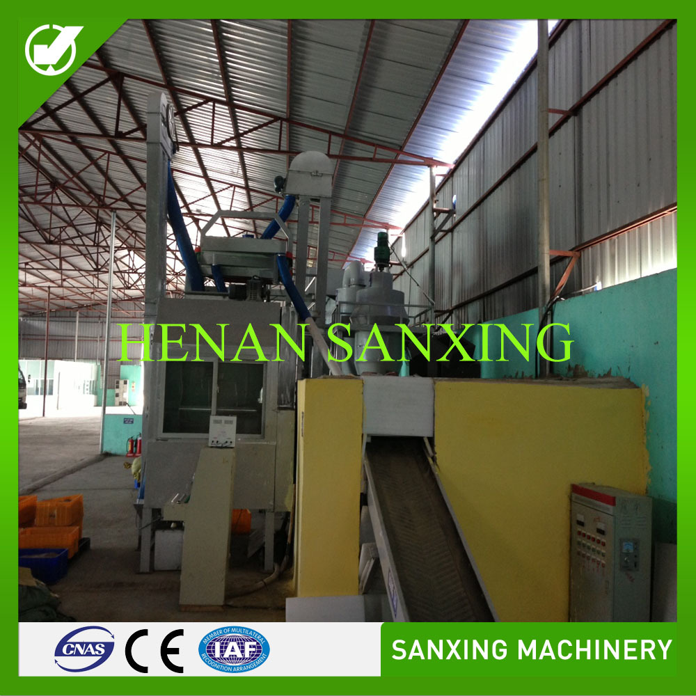 Green Environment Waste Printed Circuit Boards Recycling Machine Board Pcb Machineseparating Plant