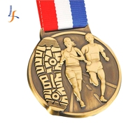 Free Design Factory Price Customizable Sports Medals Manufacturer For Marathon Football Judo