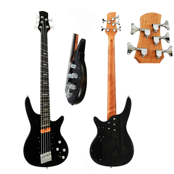 High quality guitar 5 string electric bass guitar china manufacturer