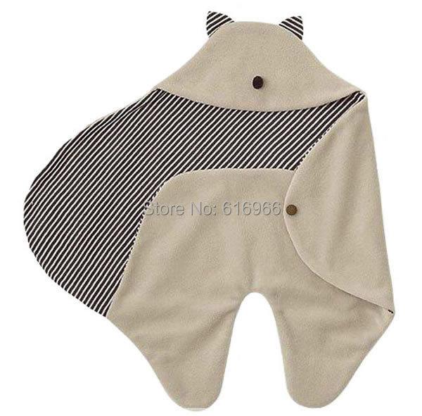 Footmuff детское одеяло младенец балахон пеленальный пеленание спальный мешок корзина коляска мешок новорожденных осень зима Sleepsacks