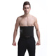 2019 Private Label Fitness Body Shaper Vest Waist Trimmer Men Waist Trainer