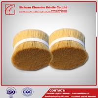 Alibaba China supplier natural bristle brush animals made of natural bristle
