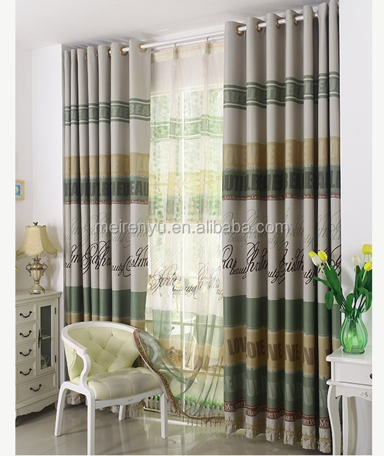 Colorful Design Living Room Custom Window Curtain Latest Curtain Design 2015 Part 60