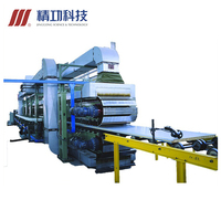 Used Polyurethane Machine / PU Polyurethane Continuous Foam Sandwich Panel Production Line