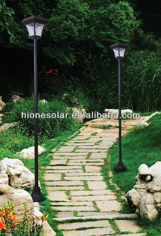 Outdoor Garden Lamp Post Solar Landscape Light With 4 Leds   Buy Solar  Landscape Light,Garden Lamp Post Solar Landscape Light,Outdoor Garden Lamp  Post Solar ...