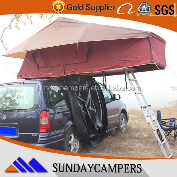 New Products metal hinge durable roof top tent