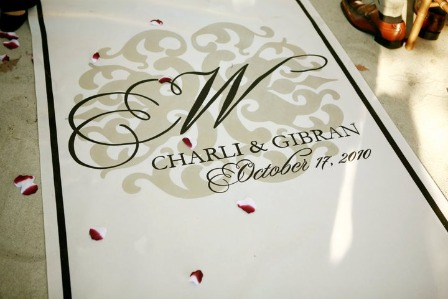2014 New Product Personalized Design Wedding Aisle Runner Buy