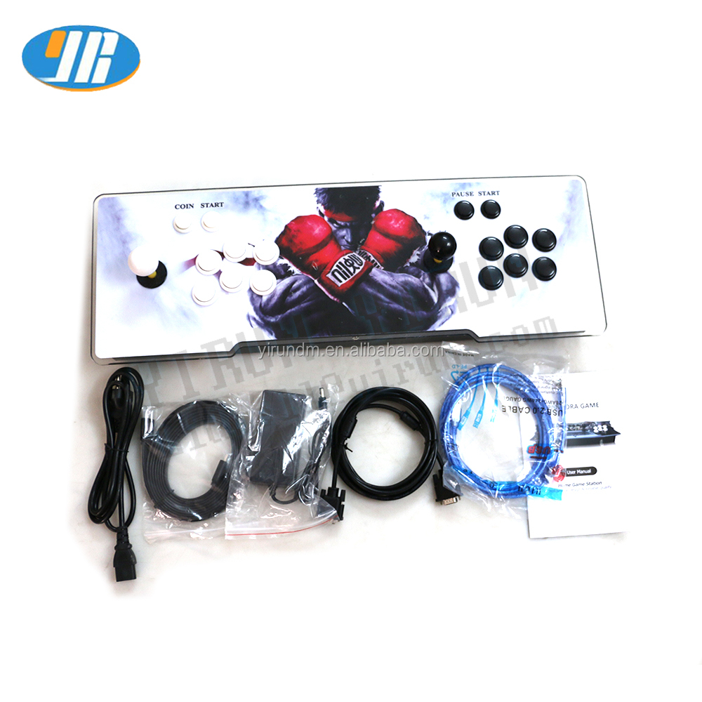 1388 in 1 <strong>Games</strong> Pandoraarcade <strong>Game</strong> Console PS3 Controller BOX 6s double Joystick arcade <strong>game</strong> console