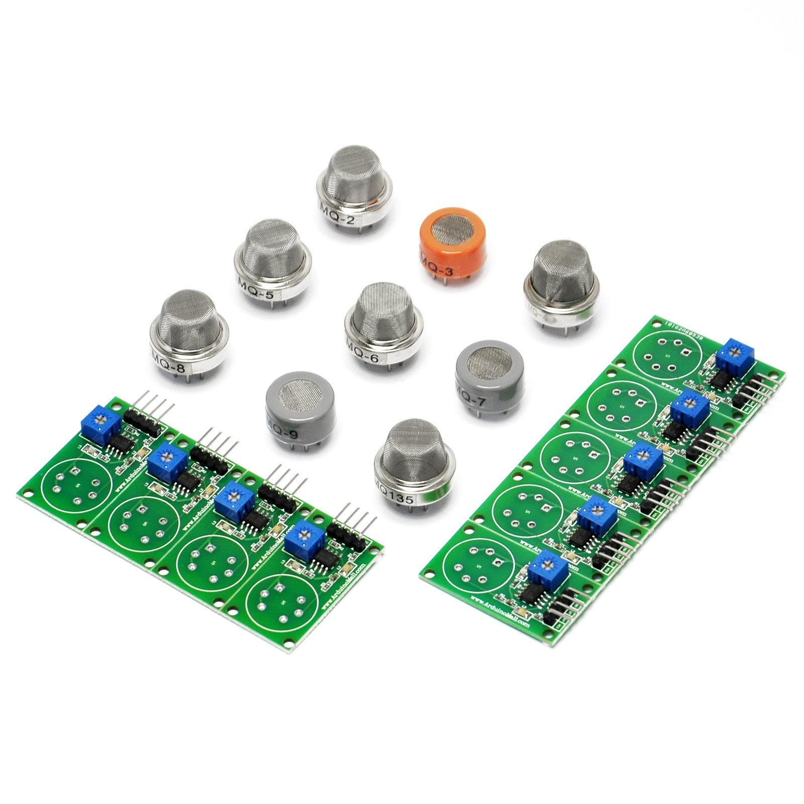 Cheap Arduino Color Sensor Find Deals On Line Sensing Tutorial Tsc230 Tsc3200 Circuit Get Quotations Gikfun Mq2 Mq3 Mq4 Mq5 Mq6 Mq7 Mq8 Mq9 Mq135 Each 1pc Diy For