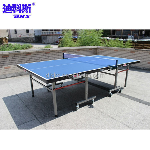 Foldable Standard Size Table Tennis Table With Removable Function