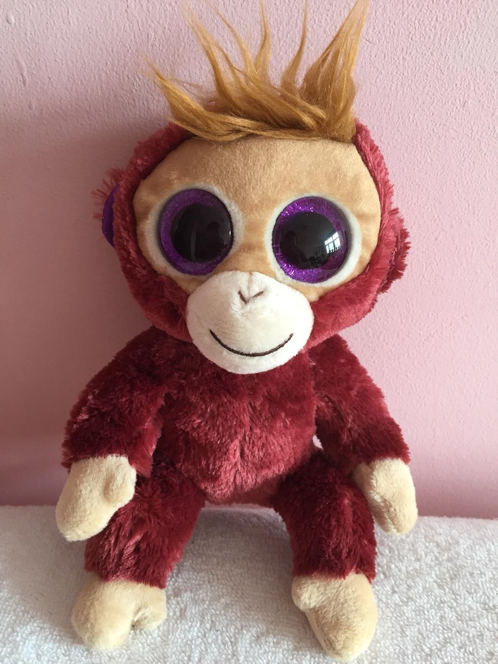 28f5efe1da4 2019 Wholesale Ty Beanie Boos ~ New Arrival CUTE 6 Boris Monkey~RARE ...