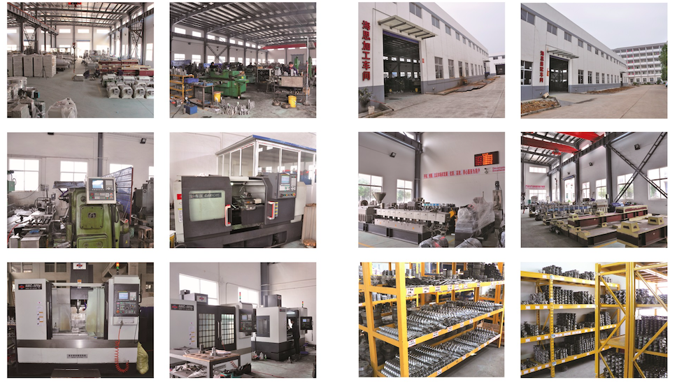 extruder suppliers company