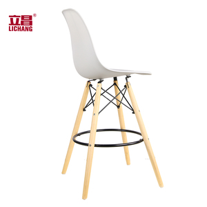 Direct From Factory Fine Price Plastic Stool Chair Industrial Furniture Dining Chair