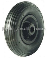 "6""x2"" small rubber wheel for hand trolley"