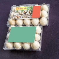 clear plastic egg packaging tray for sale