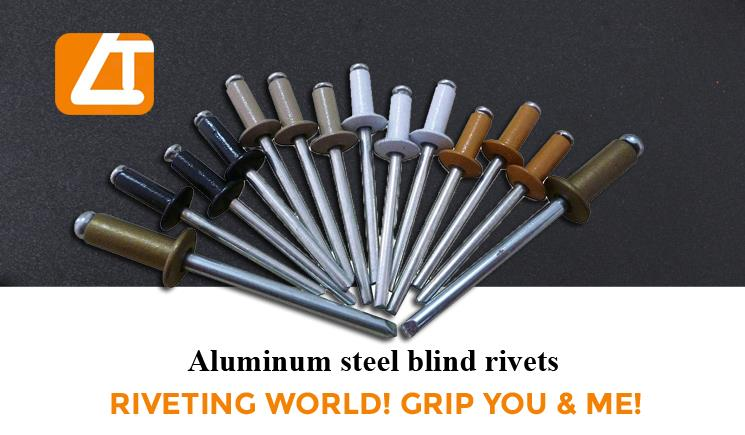POP Rivets ALL Stainless Steel Blind Rivets Grip Countersunk Head M3 M3.2 M4 M5