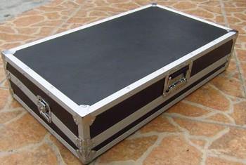 flightcase pedal board pedal board guitar effects case diy pedal board case buy pedal board. Black Bedroom Furniture Sets. Home Design Ideas