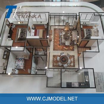 1 50 Massstab Grosse Innenarchitektur Architektur Modell Mit Modernen Europaischen Mobel