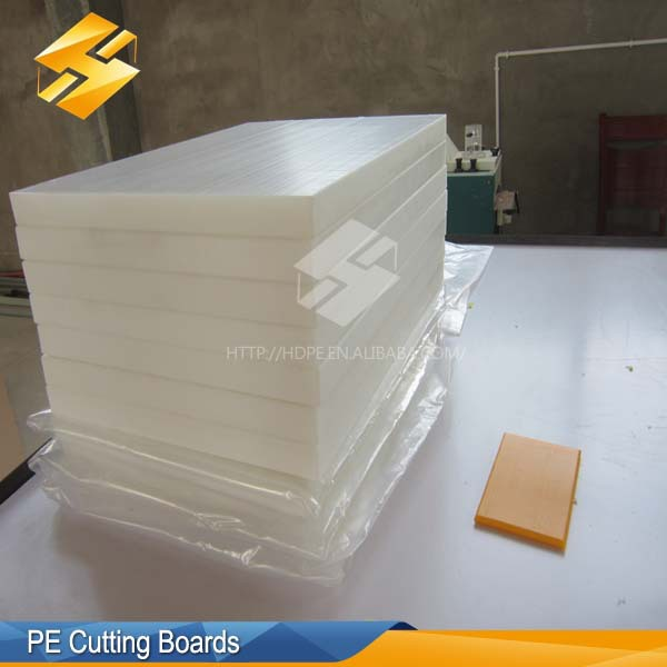 Plastic Polyethlene Flexible Cutting Mat Cutting Board With Handle ...