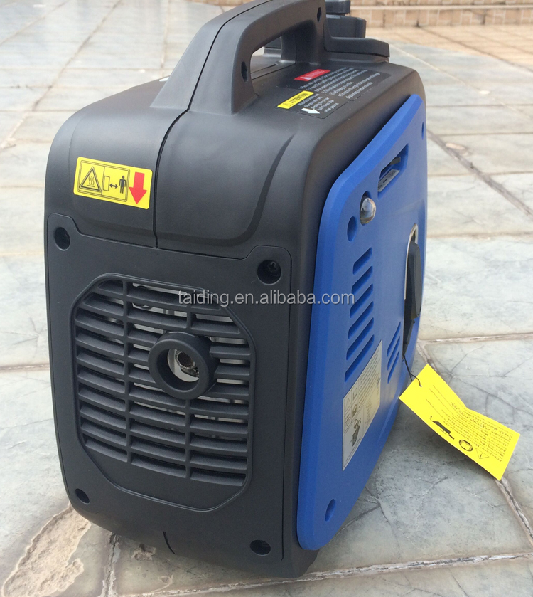 New fashion gasoline generator set series Key start Portable generator gasoline for camping