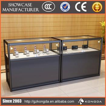 China Custom Phone Display Cabinet,mobile Phone Accessories Kiosk,display  Showcase For Mobile Phone