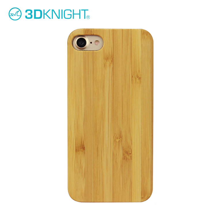 2018 Latest Design Bamboo Wood Phone Case For iPhone 7 8