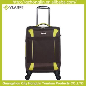 Wholesale fabric trolley luggage trolley luggage bag new model sky ...