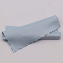 Eco-Friendly Feature logo printed microfiber lens cleaning cloth