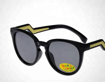 5d86a0ecc3a2e Flexível Óculos Crianças Óculos de Sol Óculos de armação de silicone Anti  UV Polarizada Oval Óculos