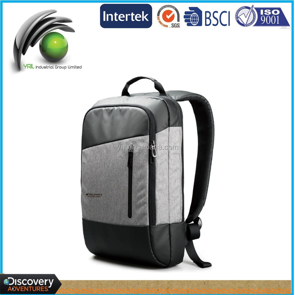 Professional stylish waterproof functional USB port backpack