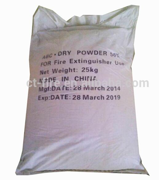 20% 40% 50% ABC dry chemical powder for fire extinguisher