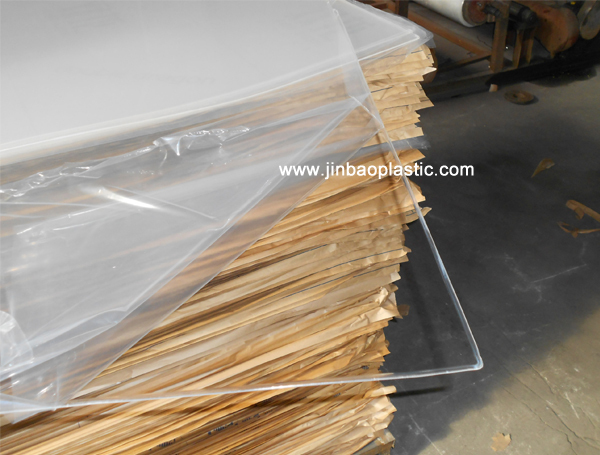 Hot Sale Acrylic Material Clear/transparent Plastic Glass Sheet ...