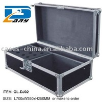 aluminum flight equipment case