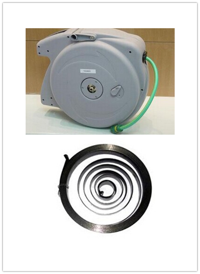 Flat Coil Spring For Retractable Air Hose Reel - Buy Coil ...