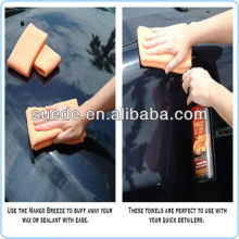 printed Personality Promotional microfiber car Care Products / cleaning cloth