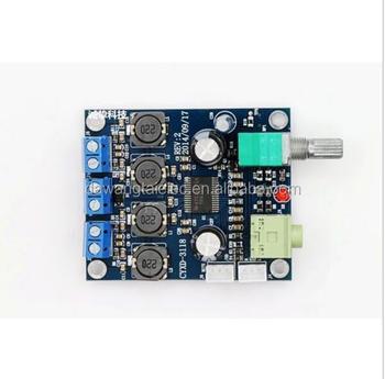 Tpa3118 Digital Mini Audio Power Amplifier Board Dual Track 25w+25w Pbtl -  Buy Tpa3118 Digital Mini Audio Power Amplifier Board,Tpa3118 Digital Mini