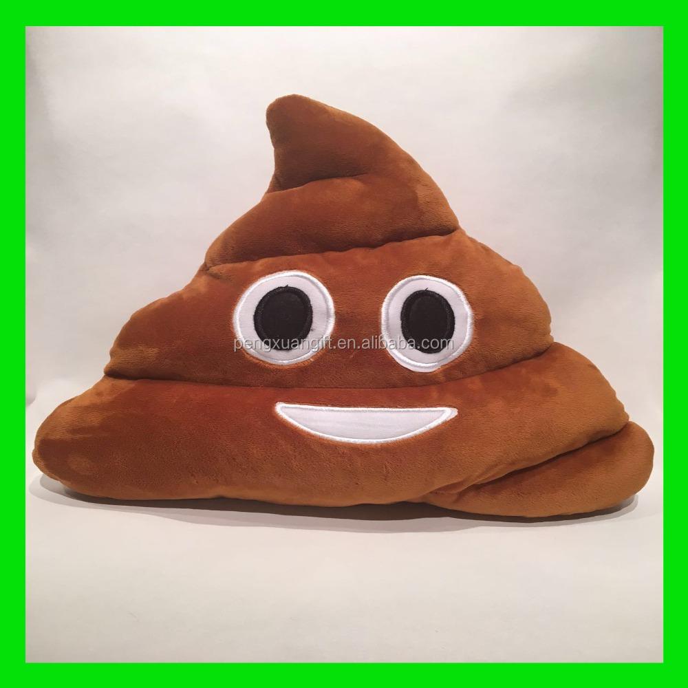 Hot Sale Poop Plush Emoji