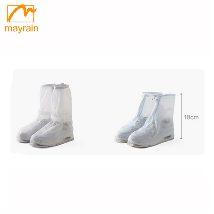 Mens Rain Cover Boots Rain Shoes Cover for Bowling